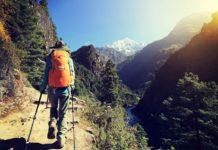 what is trekking
