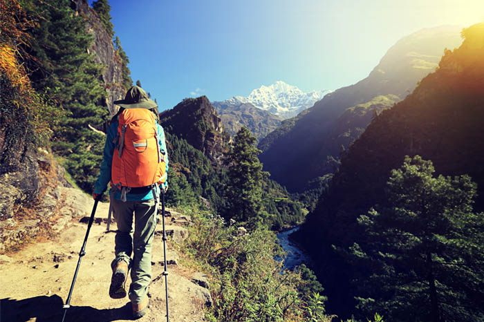 Image result for trekking