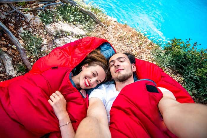 best double sleeping bag