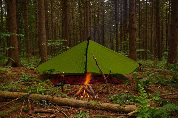 tent footprint vs tarp & Tent Footprint vs Tarp? Which One Is Better - HikerTrack