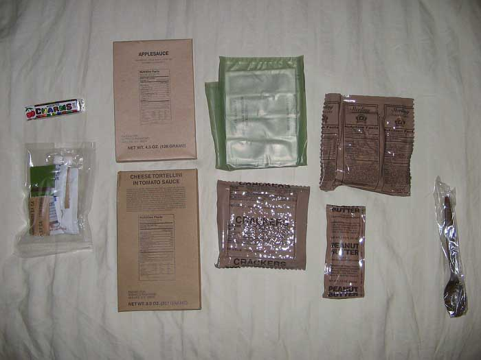 how long do mres last