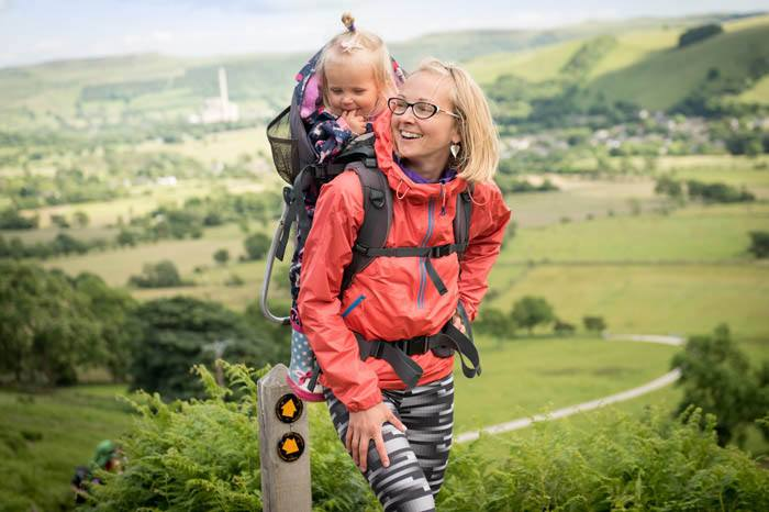 best baby carrier for hiking