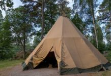 teepee tents for camping