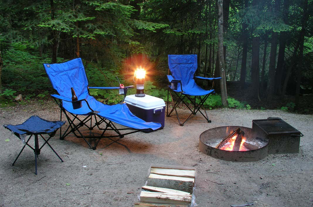 best camping chair 2018