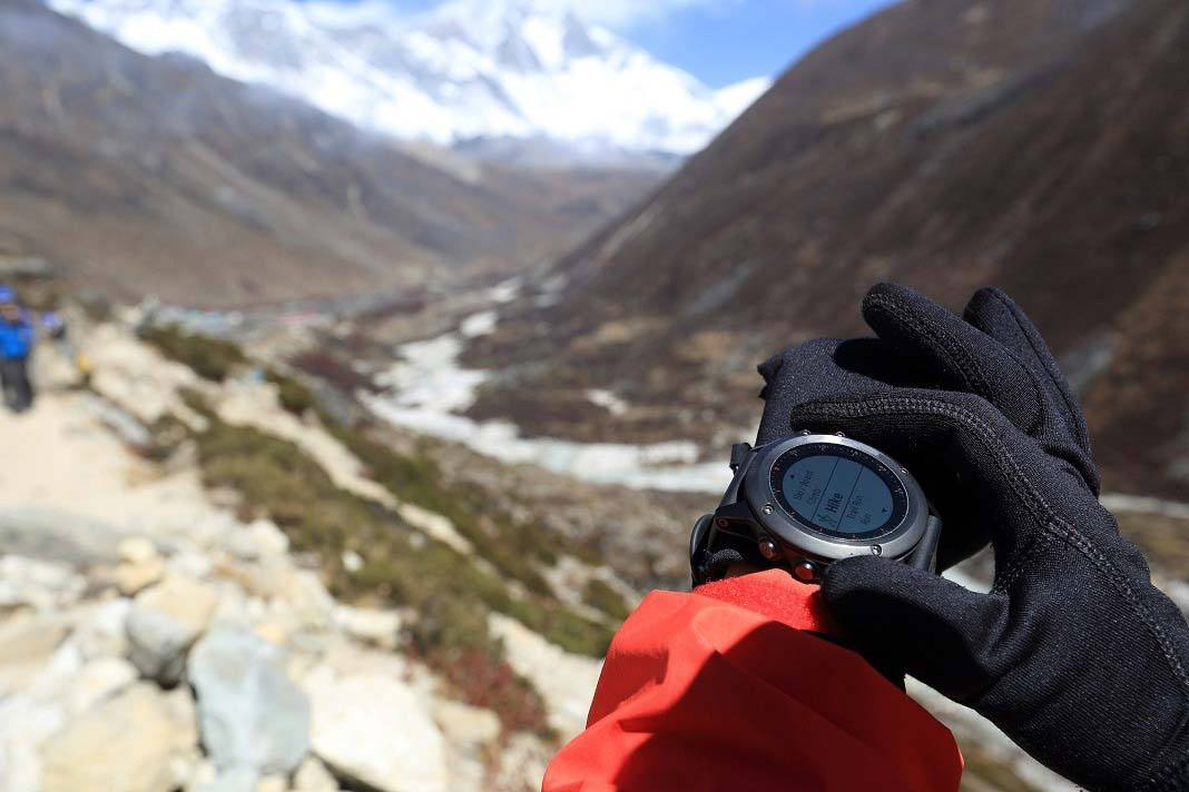 best hiking watch