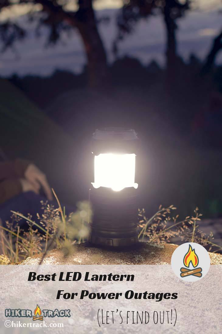 best led lantern for power outages